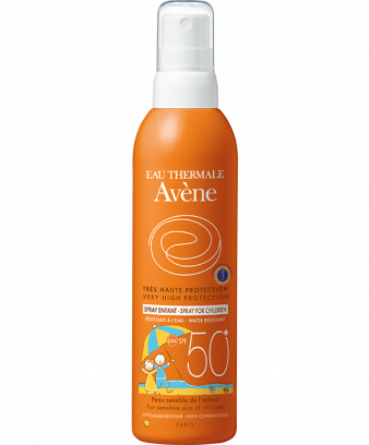Spray SPF 50+ Enfant